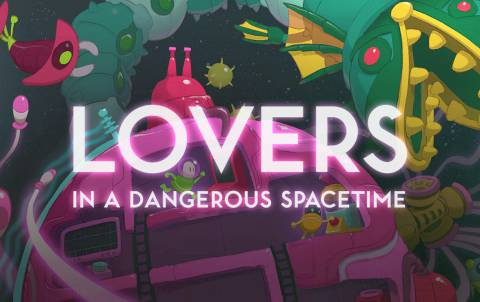 Скачать Lovers in a Dangerous Spacetime