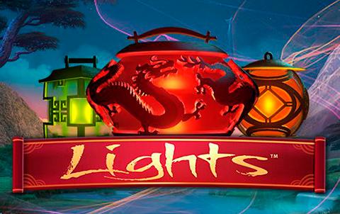 Игровой автомат Lights в онлайн казино Сто слотов – ночной Китай ждёт тебя!