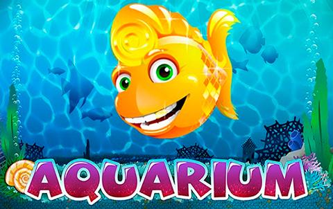 Aquarium в казино Joy Casino - игровой автомат о тропических рыбках.
