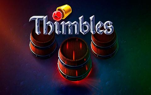Бесплатный игровой автомат Thimbles – простой и невероятно азартный