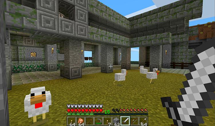 Minecraft бета версия скачать бесплатно