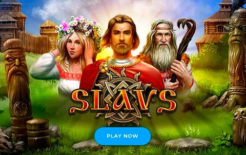 Игровой автомат Славяне в официальном казино ДжойКазино – почувствуй силу предков!