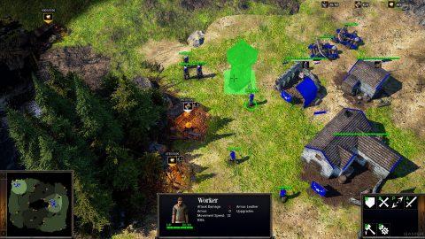 Bannermen - стратегия про средневековье