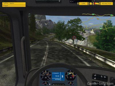 Euro Truck Simulator (С грузом по Европе)