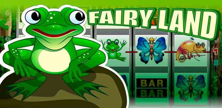 Слот Fairy Land в клубе Вулкан Ставка