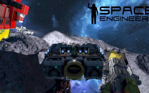 Space Engineers на ПК