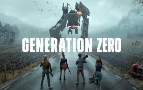 Скачать торрентом Generation Zero — шутер в альтернативной версии Швеции 1989 года