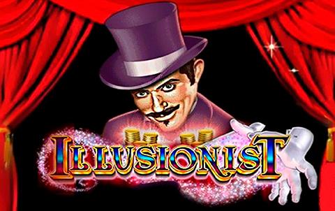 Игровой автомат Illusionist в клубе Вулкан. Фокус-покус - и куш в кармане!