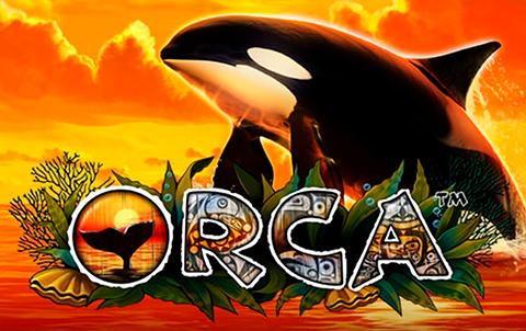 Играя в слот Orca от Новоматик в клубе Вулкан на деньги на рубли – живёшь не зря!