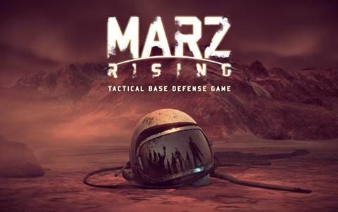 Скачать MarZ Rising