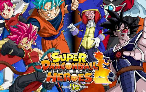 Скачать Super Dragon Ball Heroes World Mission