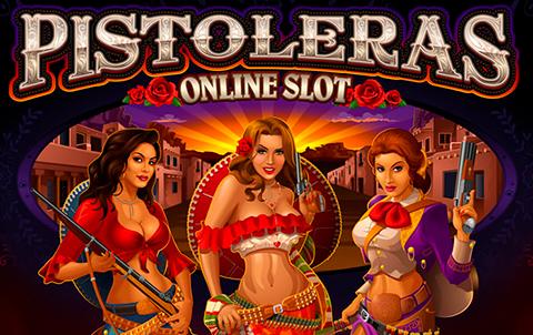 Игровой автомат Pistoleras на реальные деньги в казино Icecasino. Дикий Запада и его удивительные богатства!