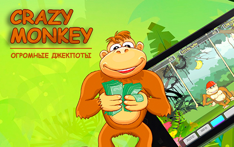 Слот Crazy Monkey в онлайн казино Вулкан – приносит радость!