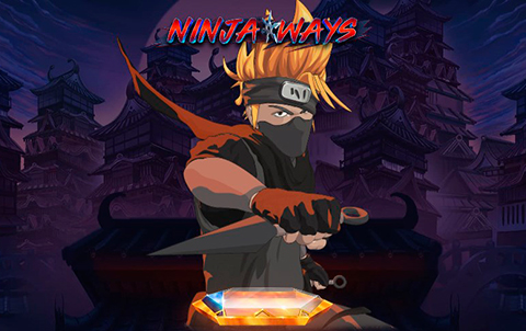 Онлайн слот о боевых искусствах Ninja Ways в Казино Х