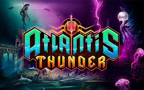 Откройте потерянную Атлантиду в игровом автомате на деньги Atlantis Thunder в Азино777