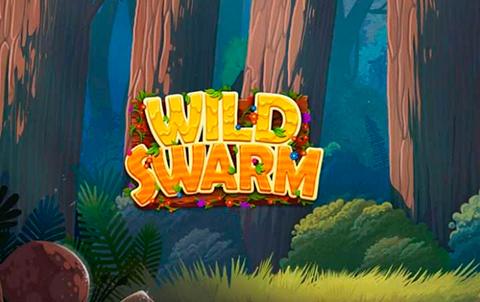 Игровой автомат Wild Swarm в мобильном казино Вулкан