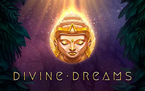 Мобильная версия слота Divine Dreams на официальном сайте казино Vulkan Maximum