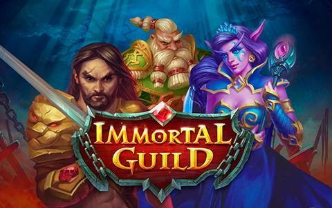 Immortal Guild сенсационный игровой автомат в ПМ Казино онлайн