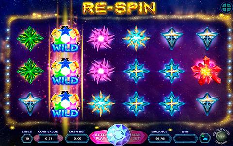 Игровой автомат Space Gem