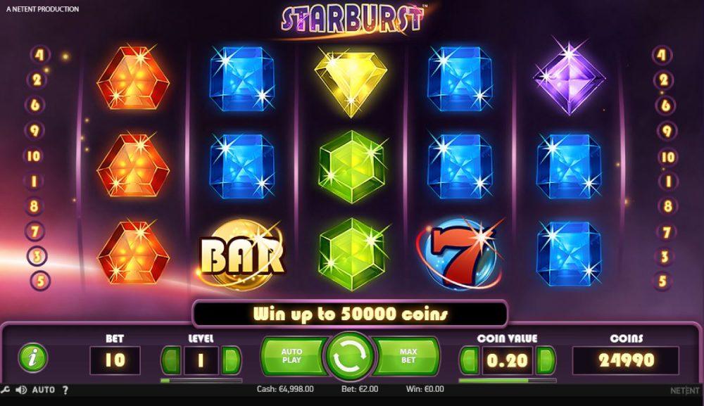Игровой автомат Space Gem казино Плей Фортуна