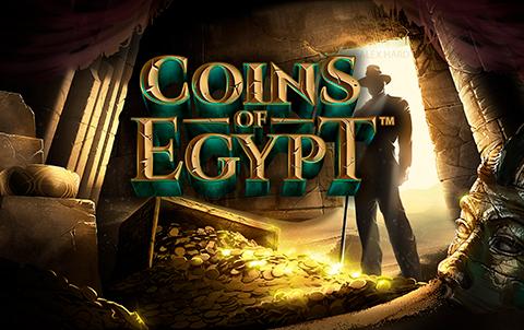 Слот Coins of Egypt в онлайн казино на сайте kasino-all.ru — интересная альтернатива играм с египетским мотивом