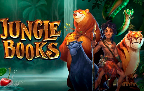 Слот Jungle Books