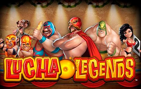 Слот Lucha Legends в казино Faraon 24 — это праздник мексиканской профессиональной борьбы и культуры Лучадорес