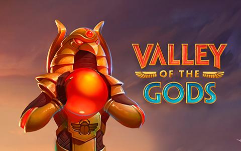 Слот Valley of Gods от мастера создания фантастических игр в PM Casino