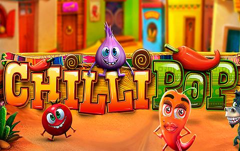 Игровой автомат Chilli Pop вдохновленный мексиканской культурой в PM Casino