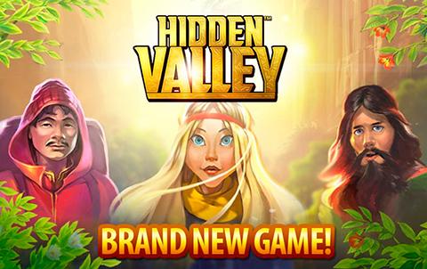 Игровой автомат Hidden Valley на официальном сайте нового казино Casinosilver
