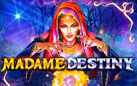 Игровой автомат Madame Destiny на сайте Rox Casino предсказывает будущее