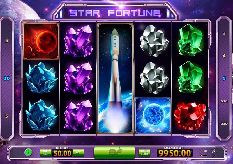 Cлот Star Fortune на сайте казино Casinometric