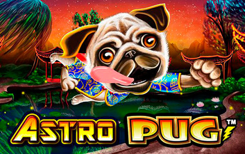 Игровой автомат Astro Pug: встречайте сладких астромопов в ilovesloti.net!