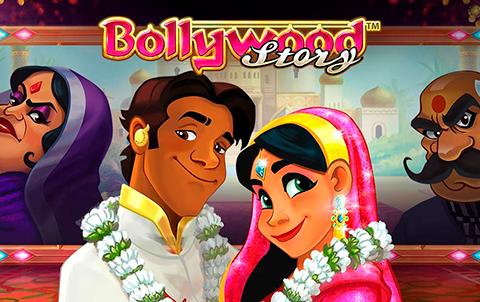 Индийская история любви в слоте Bollywood Story на сайте azart-zone.net