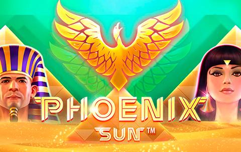 Игровой автомат Phoenix Sun на сайте казино Вулкан ame.vlkslotzi.com