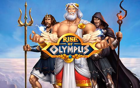 Игровой автомат Rise of Olympus на мифологическую тему