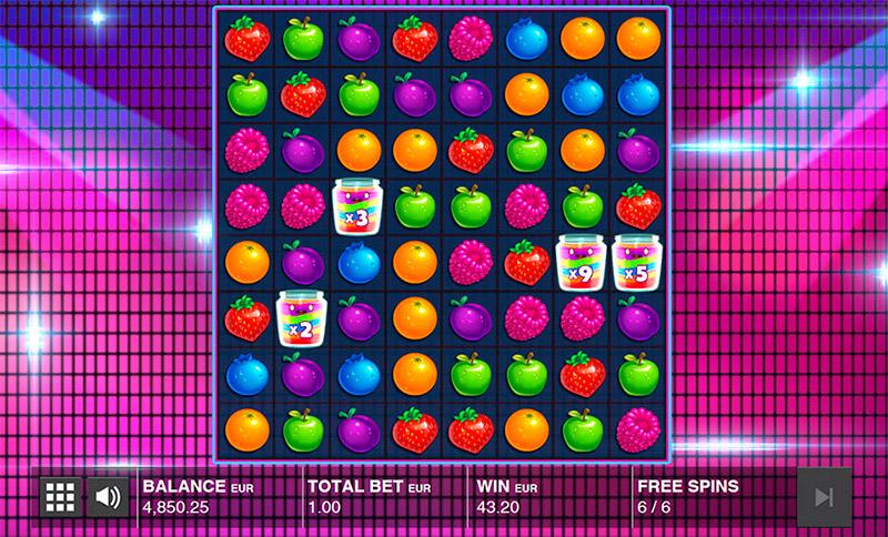 "Слот Jammin's Jars в онлайн казино ""Миллион"" на деньги"