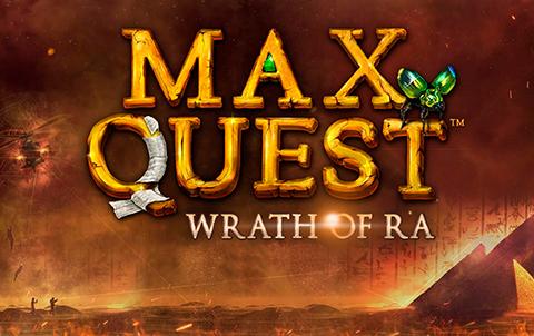Игровой автомат онлайн от Slot-Top — Max Quest: Wrath of Ra