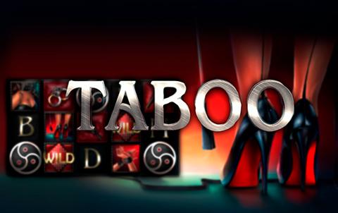 Игровой автомат о БДСМ «Табу» в казино Vulkan