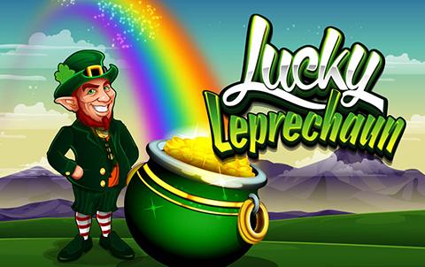 Слот Lucky Leprechaun в веселом ирландском стиле на сайте казино Космолот