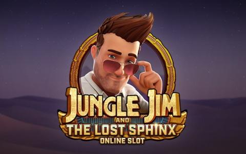 Игровой автомат Jungle Jim и Lost Sphinx в казино Вулкан 24/7