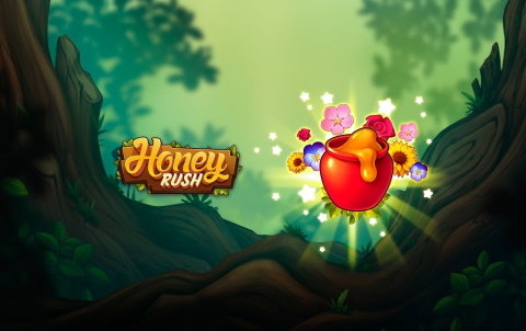 Игровой автомат Honey Rush на сайте казино Вулкан
