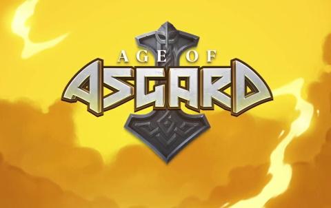 Слоте Age of Asgard на официальном сайте казино Вулкан Максимум