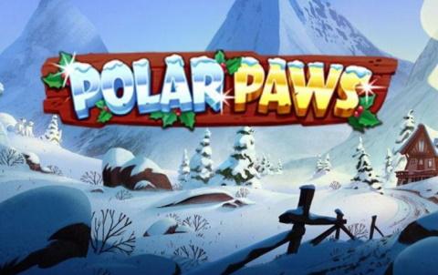 Рождественский игровой автомат Polar Paws на сайте ПМ Казино