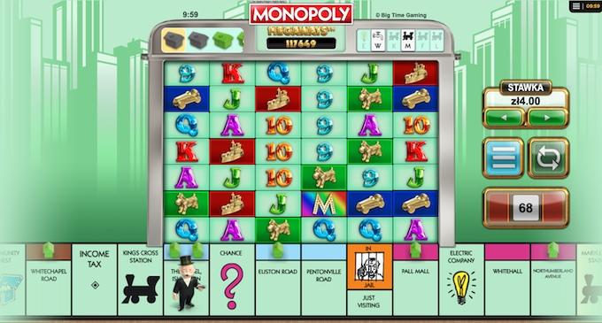 Monopoly Megaways — новый слот в казино Вулкан онлайн