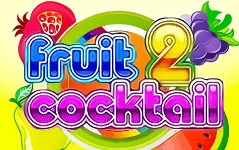 Слот Fruit Cocktail 2 представляет казино ggbet