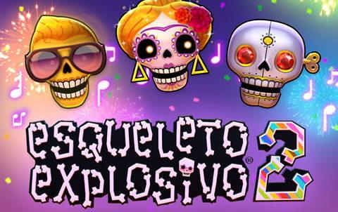 Отпразднуйте мексиканские ритмы с оркестрами мариачи с помощью взрывной машины Esqueleto Explosivo 2