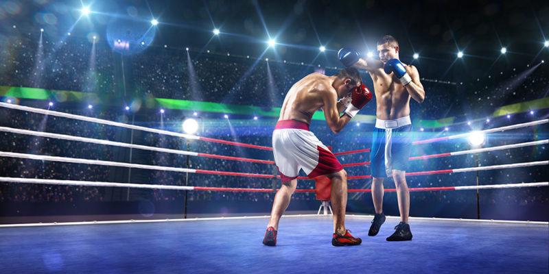 Ставки на ничью в боксе у букмекера GGbet