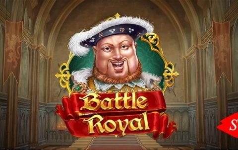 Пусть их головы летят! Познакомьтесь с женами Генриха VIII и получите королевское золото от слота Battle Royal