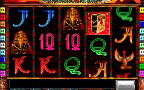 Книга Ра - обзор автомата из Слотор казино casinopharaon.com в Украине